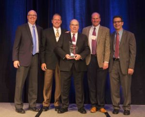 FoodHandler receives 2016 North American Cornerstone Partner Award from Gordon Food Service